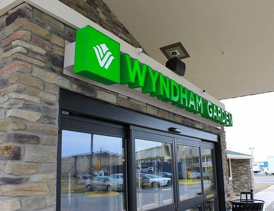 OK Hotel Wont be coming back - Review of Wyndham Garden Fort Wayne ...