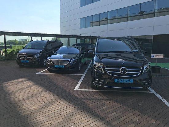 Amsterdam, The Netherlands: Mercedes