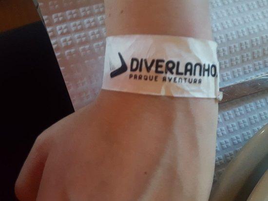 Diver Lanhoso Parque Aventura Bild