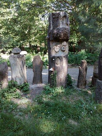 บาดโครซิงเกน, เยอรมนี: Duft- und Kräutergarten