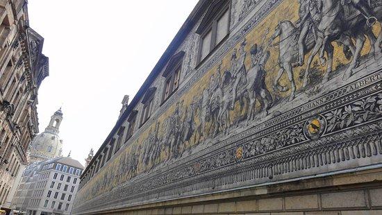 Procession of Princes: Perspektywa