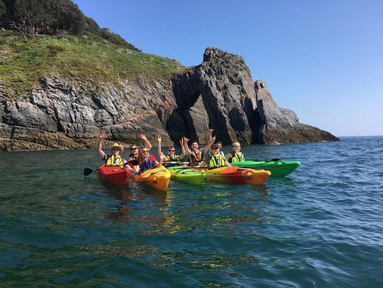 Torquay, UK: Group tours for adventurers