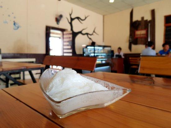 """Keng Tung, Burma: """"Frozen yogurt"""""""