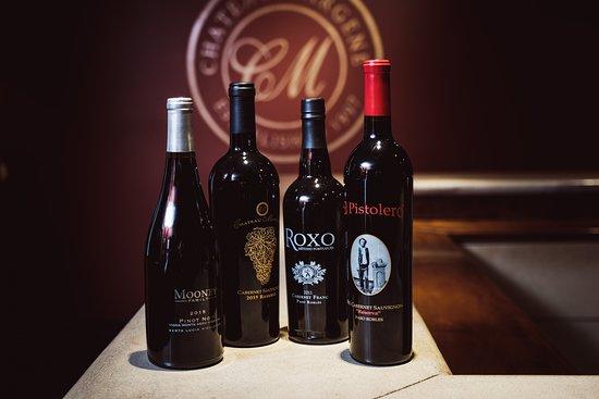 Creston, Kalifornien: Chateau Margene: A Family of Wines  - Mooney Family, Roxo Port & El Pistolero