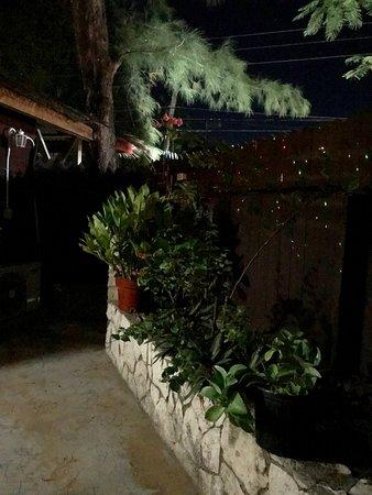 Catcha Falling Star: Gatehouse interior at night