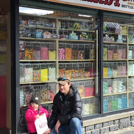 Banff Candy Store
