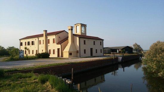Codevigo, Italy: Il casone delle Sacche