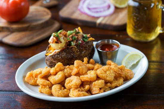 Albertville, AL: Fried Shrimp