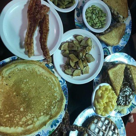 Stanley, VA: Variety of dishes