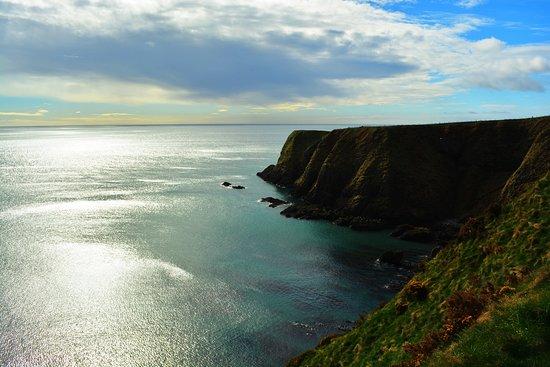 Stonehaven, UK: Cliffs of Dunnottar