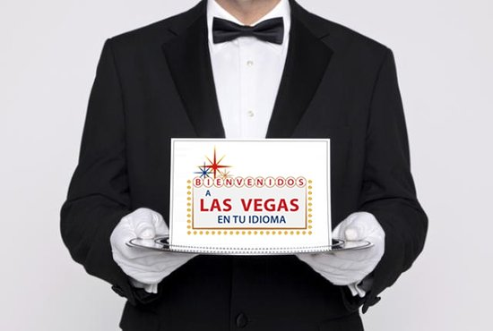 Las Vegas en Tu Idioma