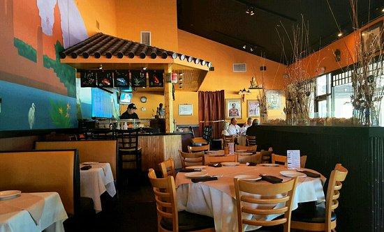 Manalapan, FL: Dining room