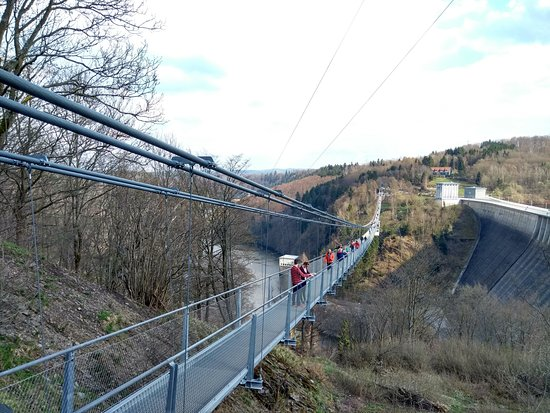 Rubeland, Germany: Ponte