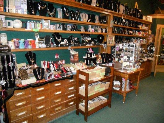 Oberlin, Канзас: Gift shop
