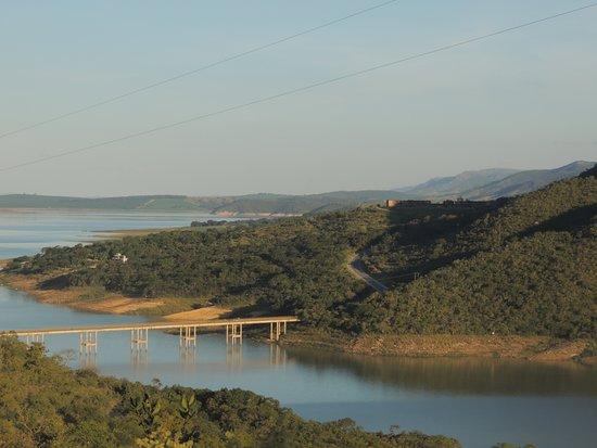 Pimenta, MG: mirante da ponte