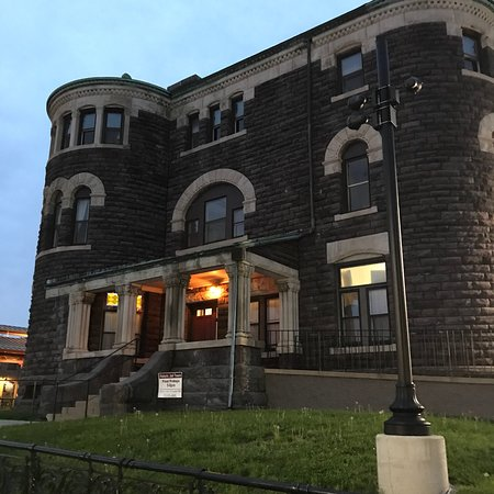 Newark, OH: Licking County Historic Jail