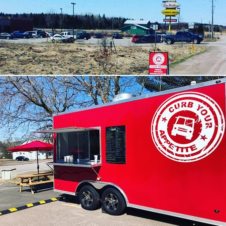 Burk's Falls, Kanada: Best food truck ever!