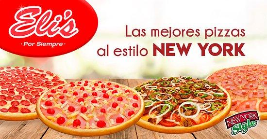 Eli's Pizza: New York Style Pizza