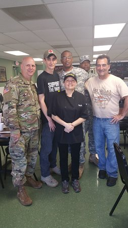 Mauldin, Южная Каролина: Some of our Military customers