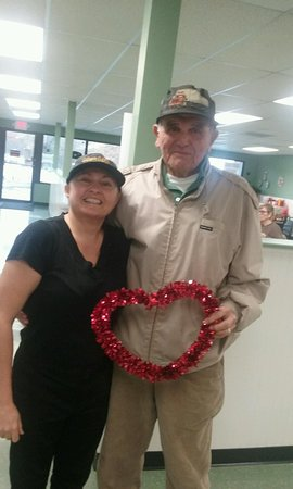Mauldin, Νότια Καρολίνα: Mr Taylor and Chef Amy