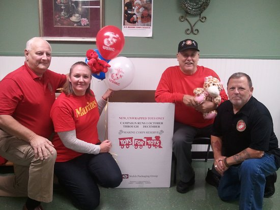 Mauldin, Carolina del Sur: Toys for Tots drop off location!