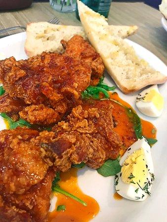 Buttermilk Fried Chicken Picture Of Love Chix Toronto Tripadvisor