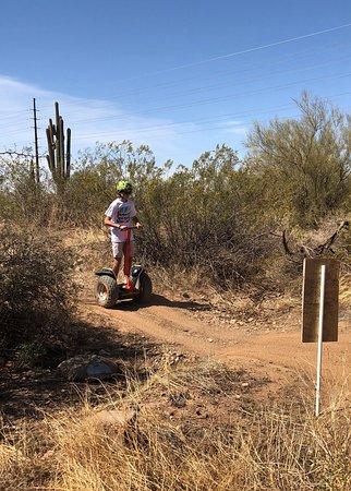 New River, Аризона: Downhill Fun