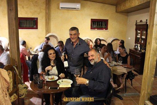 写真Grampsas Winery枚