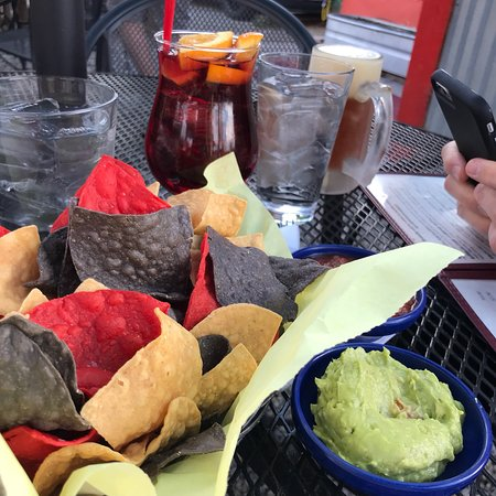 El Prado, نيو مكسيكو: Orlando's New Mexican Cafe