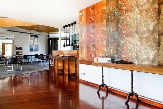 Dunkeld, Australie : Casual dining space
