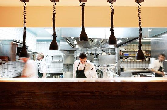 Dunkeld, Australia: Open kitchen in Parker Street Project