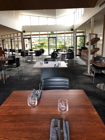 Dunkeld, Australie : Light and airy casual restaurant