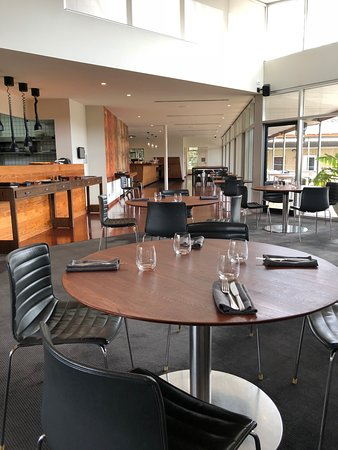 Dunkeld, Australie : Indoor or outdoor eating areas