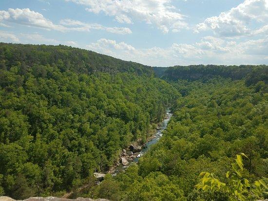 Little River Canyon Center: Little River Canyon Creek
