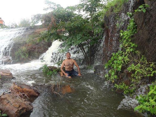 Stato della Paraíba: Sitio Cachoeira dos Alves, fica localizado na Cidade de Itaporanga - PB