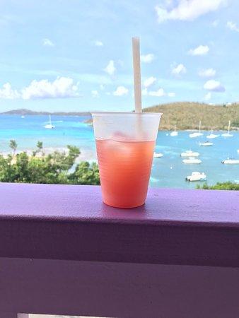Lavender Hill Suites: On the deck