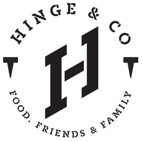 Clevedon, Nueva Zelanda: Logo Hinge & Co Restaurant