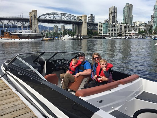 Granville Island Boat Rentals and Fishing Charters (Vancouver) - All