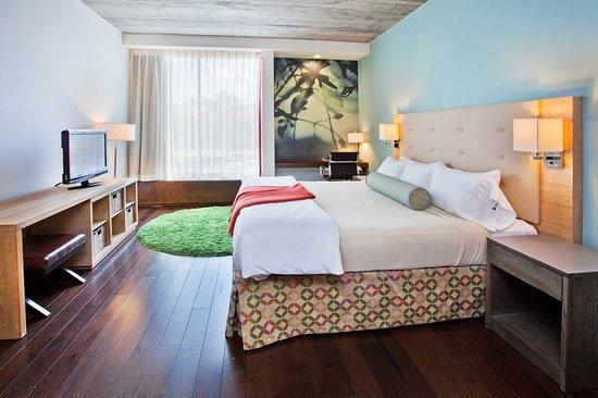 Hotel Indigo Athens-University area: Guest room