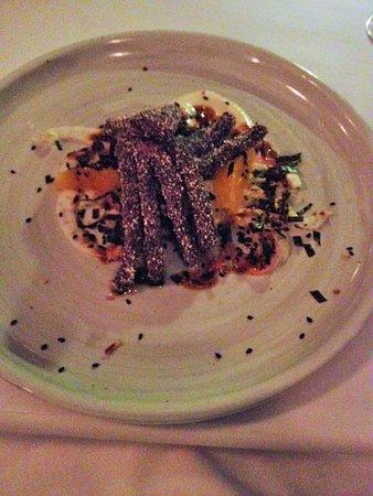 Whale Restaurant: Calamari Entree
