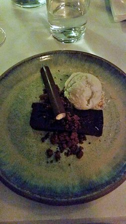 Whale Restaurant: Chocolate Truffle