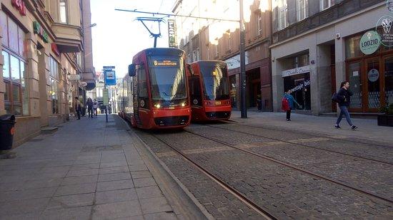 Upper Silesian tram system