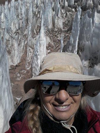 Talampaya National Park, Argentina: Lo Penitentes de Corona del Inca, increible!!!!