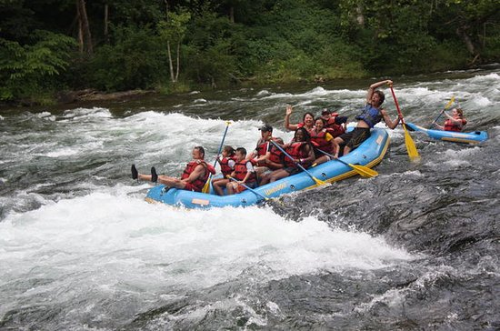 Watauga River Small-Group Rafting...