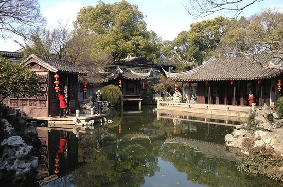 Private Hidden and Historical Suzhou...