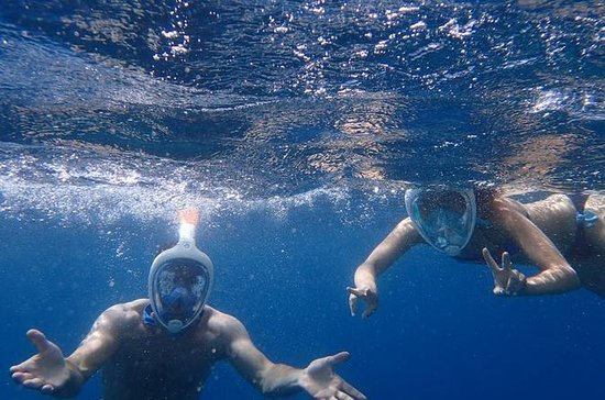 ISCHIA -Snorkeling through submerged treasures