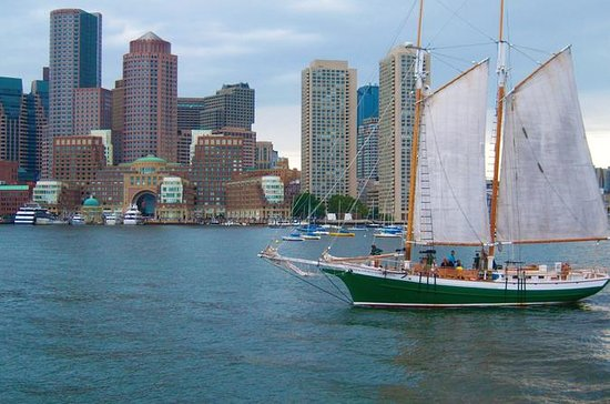 Cruise Boston Harbor on our 67 Foot...