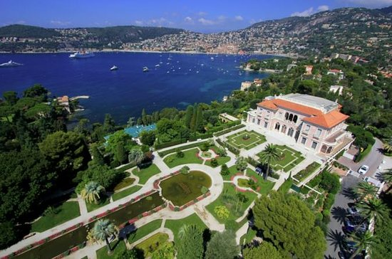 Private Nice City Tour & Rothschild
