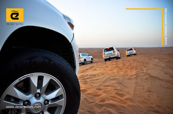 Dune Bashing at Big Red Dunes With BBQ Dinner, Sand boarding&Falcon...