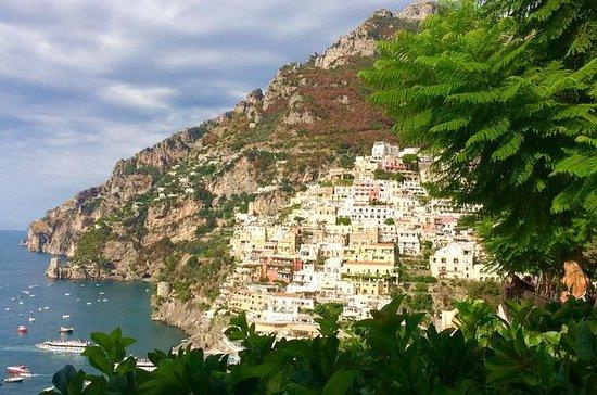 Liten grupp för Amalfi Coast Road ...